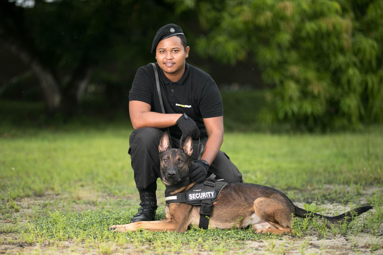 K9 Dog Security Services